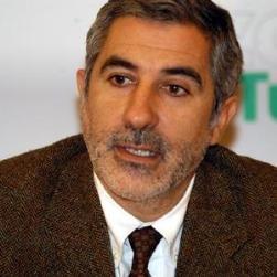 ALMUERZO CON EL COORDINADOR GENERAL DE IZQUIERDA UNIDA